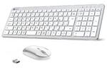iCleverから、Bluetoothキーボードと2.4GHzワイヤレスキーボード&マウスのコンボ商品が発売