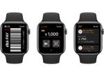 Apple Watch、au PAYのコード支払いに対応