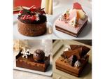 1年の終わりは美味しいクリスマスケーキを! チョコレート専門店「VANILLABEANS」クリスマスケーキ予約を10月21日から開始