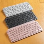 ロジクールが小型無線キーボード「MX KEYS MINI」を発表