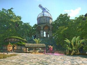 新作MMORPG『ELYON』エリアガイド第6弾!LV34~Lv35のエリア「カバリオン遺跡」&「夢見る天文台」を紹介