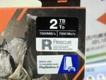PS5対応ヒートシンク付きのSeagate製SSDに2TBモデルが追加