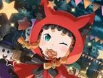 『リゼロス』ハロウィンイベントの特効キャラクターが出現する「シーズンガチャ 【腹ぺこ赤ずきん】」を開催中