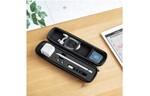 サンワダイレクト、ペンスタンドとしても利用できるApple Pencil用収納ケース「200-BAGINAP1BK」を発売