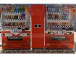ダイドー、小田急電鉄「ロマンスカー」のラッピング自販機を設置