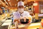 「すし銚子丸」45周年! 本まぐろ大トロが特価、生サーモン大切りが登場と今だけお値打ちキャンペーン