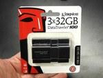 KingstonのUSBメモリーが32GB×3個セットで990円の大特価