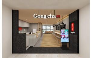 新宿駅南口に直結でアクセス良好! 「ゴンチャ 新宿ミロード店」10月29日よりオープン