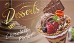 食べたい! 和食さと「ガーナジェラート」を使用した秋色チョコデザート4種