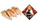 くら寿司×鬼滅の刃「煉獄杏寿郎の炎の炙りチーズサーモン」など登場