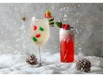 落ち着いた雰囲気の店内で味わう特別なカクテル! ホテルニューグランド「2021 クリスマスカクテル」12月1日~12月25日販売