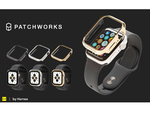 Apple Watch 6/SE/5/4向け「PATCHWORKS Centro Metallicケース」、11月中旬より順次販売開始