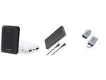 AUKEY、コンパクトサイズながら3つの出力ポートを備えた「PB-N67」など10000mAh搭載のモバイルバッテリー2製品を10月27日から販売