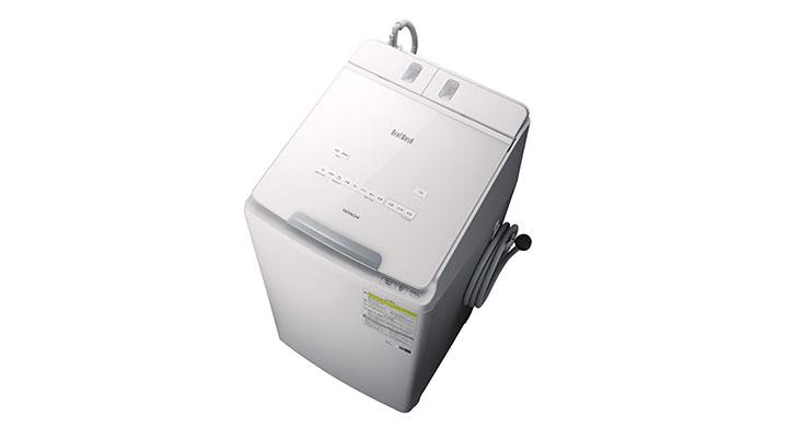 タテ型洗濯乾燥機ビートウォッシュ BW-DX100F