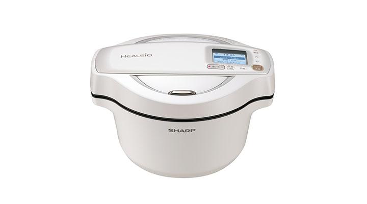 水なし自動調理鍋ヘルシオ ホットクック KN-HW16F(1.6L)