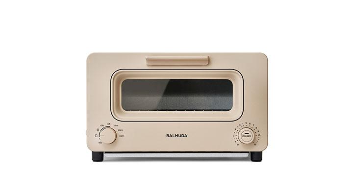 スチームトースターBALMUDA The Toaster