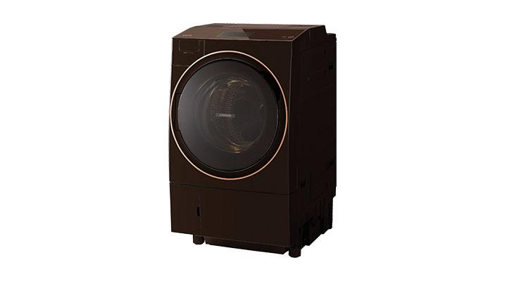 ドラム式洗濯乾燥機ZABOON TW-127X9